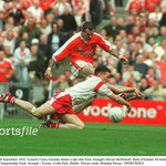 .@gabehurl says this Conor Gormley block for Tyrone in the 2003 All-Ireland final is one of his #CrokeParkMemories http://t.co/Kp3alaB7X8