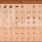 تعرّف على الحروف من اللغة الهيروغليفية ولغاية اللغة العربية ...نحو الحروف العربية #متحف_الأردن #بكتب_بالعربي http://t.co/jFKVIe9m2n