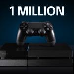 Vous êtes 1 million de joueurs a posséder une PS4 en France. 1 million de MERCI ! #4ThePlayers http://t.co/FnxuzUTgAX