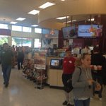 Busy, but nothing like the Trader Joes crowds http://t.co/v62PLdiWlf