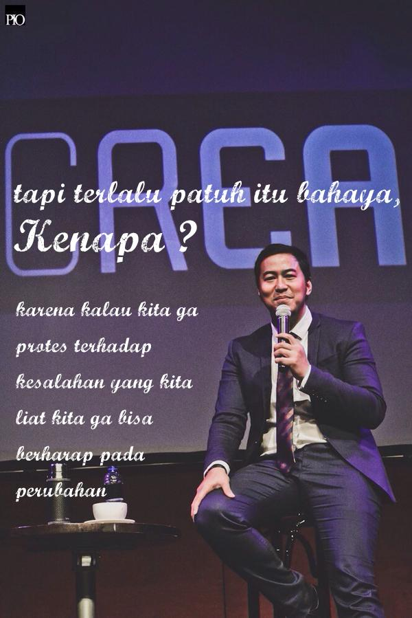 @pandji quotes favorit saya di Mesakke Bangsaku  #BalasDi18 http://t.co/X1tIuxfRPR