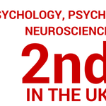 Psychology, Psychiatry & Neuroscience - 92% of research was of world-leading or internationally excellent quality. http://t.co/KhGpzcnj93