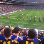 The All Ireland Hurling Final and the replay this year???? #CrokeParkMemories @CrokePark http://t.co/SAwffh4sYF
