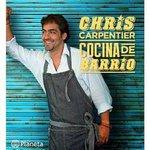 Cocina de Barrio Chris Carpentier Normal $27.900 -20% $ 22.300 #MasterChefChile @donpituto RT http://t.co/ZhBuK2leqN