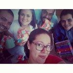 <3 RT @Barquisimovil: Selfie navideña BM. Faltó @kareta, @ornella2904, @gustafet y @mvcasanova. ¡Los queremos! http://t.co/KhX7DPV4OM