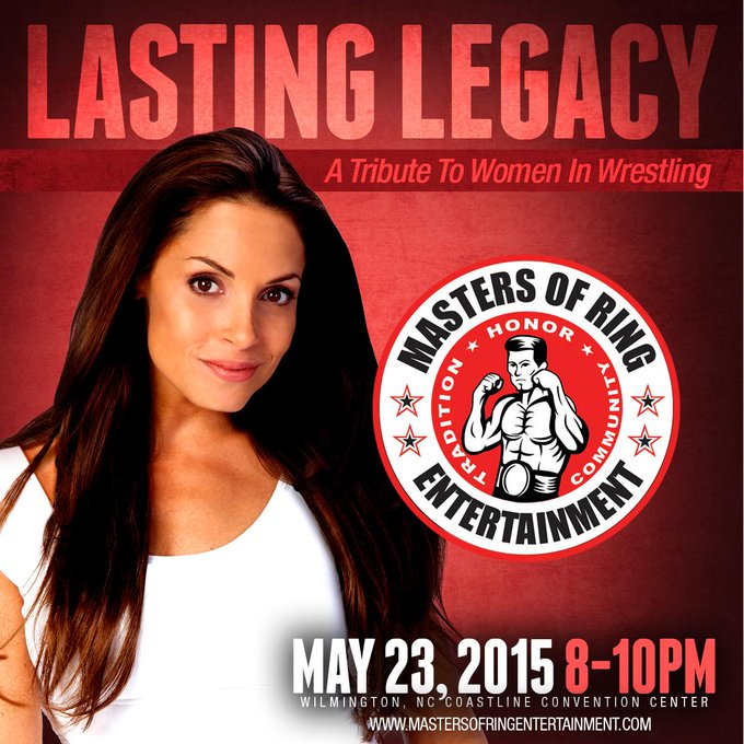 Trish Stratus @trishstratuscom: RT @MastersofRing1: Happy birthday to @trishstratuscom! Don't miss her in a rare appearance in @CityofWilm on 5/23 http://t.co/hXpwfrMCem h…