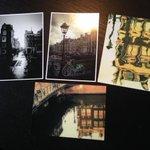 De nieuwe ansichtkaarten met fotos van #Amsterdam zijn binnen! #art #9straatjes #xmasgiftideas http://t.co/XQVs154lA8