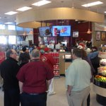 The @Wawa is officially open! @HeraldTribune http://t.co/Rtj4Vt41Aj