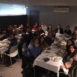 Lequip de IMB Grup celebrant el Nadal El equipo de IMB Grup celebrando la Navidad http://t.co/C6p0KNM5Cd