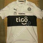 La nueva camiseta de Olimpia marca Puma 2015 http://t.co/vjTdGyjQqr