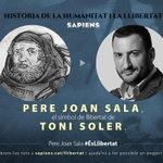 Tots tenim un símbol, un referent de #llibertat. @soler_toni ens presenta el seu: Pere Joan Sala. Quin és el teu? http://t.co/c7dHqt4LjJ