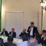 """""""La región ha venido creciendo de la mano de @EPMestamosahi con su filial la @CHECGrupoEPM """" Alcalde @JorgeERojasG http://t.co/FELmkz7m97"""