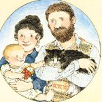 My famous illustrator parents by Jessica Ahlberg http://t.co/MDpPmA9uDT via @guardian @WalkerBooksUK http://t.co/nppQJaItmn