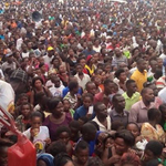 Kafue has a PF MP. These are the people present at the UPND rally. http://t.co/dAO5N47lhl
