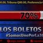 ]#Rojos 8,400 boletos vendidos ayer en la preventa, hoy a partir de las 9 am estaremos en el estadio M.Flores RT http://t.co/fIdhOsCzwb
