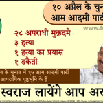 Quality of candidates @ArvindKejriwal fielded .Soon Delhi candidates record will be exposed http://t.co/tagyjfRx8I