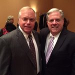Honored to introduce AL Manager of the Year Buck Showalter at @Econ_Alliance mtg last night! @Orioles #mdpolitics http://t.co/vNavWTgHnq