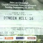@CrokePark @BarryF16 Sunday 22nd September 2013 : I lived that day! #Hill16 #AllIrelandChampions #CrokeParkMemories http://t.co/CzyUKuuL9d