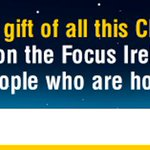 Were delighted to sponsor a @FocusIreland Christmas star in aid of the wonderful work they do with the homeless. http://t.co/0uVbGJfCPQ