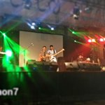 On stage now @Sheilaon7 at @dentistryperfo5 Horison Convention Center Purwokerto http://t.co/KglJpJS7Ct
