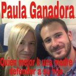 ESTAMOS CONTIGO MADRE DE PAULA GANADORA. http://t.co/zoy99rlFsM
