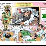 There is No Good Taliban or Bad Taliban:- Nawaz Sharif Remembered when KIDS lost their Lives U cut what u seed Nawaz http://t.co/wxhA2DkKAF