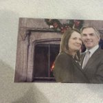 Wow, they got their Christmas card out quickly #ableg http://t.co/JFaf9e0tnT