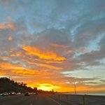 Good morning... PCH at 7 a.m. heading toward Santa Monica... #SantaMonica #Sunrise #tmesq http://t.co/jkxHTLawgF