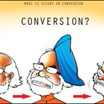 How about this Conversion Mr. Maun-Modi? http://t.co/VWm7eY0trO