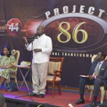 """Addressing """"Project 86"""" youth, at Miracle Centre Cathedral in Rubaga, Kampala. https://t.co/dmlqeeVCHx http://t.co/npY95QoMWm"""