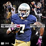 So. WR @Will_Fuller7 receives @si_ncaafb Honorable mention All-American honors with 71 receptions 1037 yards & 14 TDs http://t.co/dCdKLInQcs