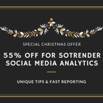Christmas offer 55% discount for first 3 months! #socialmedia #analytics #smtips http://t.co/kCeYEffII2 http://t.co/3zKQEEv3ew