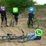 Se cayó whatsapp, que Dios nos acompañe. http://t.co/xaxGJAnMVM