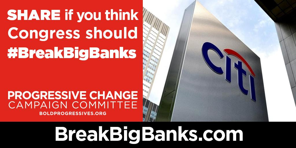 BoldProgressives.org (@BoldProgressive): TAKE ACTION! #StandWithWarren and sign the petition to #BreakBigBanks: http://t.co/LdWul1fppV #UniteBlue #p2 http://t.co/xjqOvd21u6
