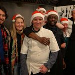 Social Bites Christmas campaign has raised enough money to feed the homeless for a year: http://t.co/Z5THOZpXiJ http://t.co/msRDKZuZJV