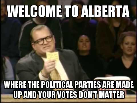 This meme really sums up the whole #ableg thing. Good job r/Calgary. http://t.co/Pgvqf37g8x