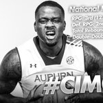. @CinmeonBowers5 is tearing up the boards for #Auburn and is among the nations best rebounders #CimCity http://t.co/9ucNqD4Q8V