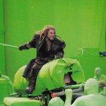 Filming #HobbitBattleOfFiveArmies http://t.co/qJfFMqxnEJ