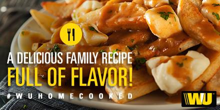 Share a photo of a recipe that reminds you of home using the hashtag  #WUHomeCooked. http://t.co/KgyKDA5s8x http://t.co/EIQok9rYaU
