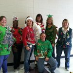 GMS Ugly Christmas sweater winners http://t.co/YNcApstfTp