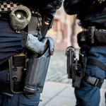 God morgen. Til @AndersAnundsen & co, fra @Aftenposten: Nei til snikbevæpning av politiet http://t.co/q3VFmejkKZ IS http://t.co/nW0JQdfwSA