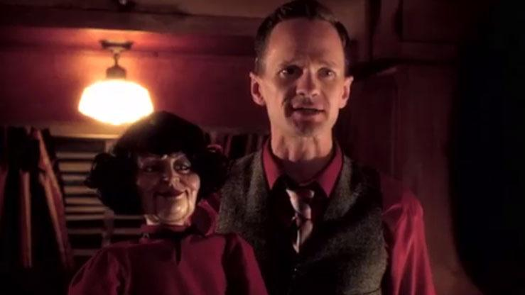Watch: First look at Neil Patrick Harris in AmericanHorrorStory @AHSFX @ActuallyNPH