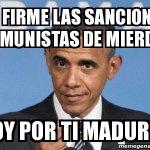 """@TWITEROSUNIDOSV: #ObamaVzlaTeAgradece #Cuba #CubaLibre #CubaEEUU http://t.co/nqLaEDqpLa #VictoriaDeLaPatriaGrande""@sindictadura69"
