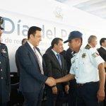 Mi reconocimiento a los elementos de la @SSP_Hidalgo por su labor, encabezados por Alfredo Ahedo @gobiernohidalgo http://t.co/OjXfq4RR5X