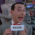 Whenever anybody says the secret word, scream real loud! Pee-wee's Playhouse #NowOnNetflix! https://t.co/o5eMyqV5zH /via @netflix