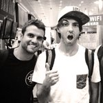 Happy birthday to the one and only @riandawson - Welcome to 27. Love you, buddy! http://t.co/wPow5tXDyx