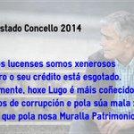 Para Orozco un buen alcalde debe tener 2 imputaciones año. Vergonzoso. A eso le llama gobernar. #DEMLugo14 http://t.co/yWEe8wrNX9