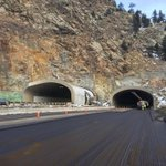 How about this 4 a #Christmas present? #TwinTunnels work finished! Traffic now moving through them! No more delays. http://t.co/OzaDwuOb29