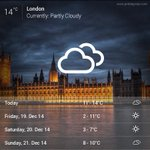 Current #LondonWeather 13°C - Partly Cloudy #London http://t.co/jNrtiSsJ18 http://t.co/FmB1uaEk9I