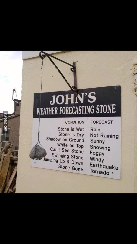 Weather forecast tips 🙌 http://t.co/8EbPO09wx8